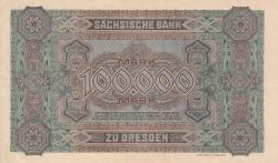 Image #2 of 100 000 Mark 1923 (2. VII)