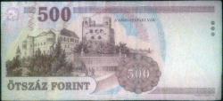 Imaginea #2 a 500 Forint 2008
