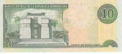 Imaginea #2 a 10 Pesos Oro 2000 - 2