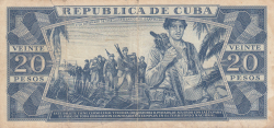 Image #2 of 20 Pesos 1990