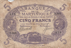 Image #1 of 5 Francs L.1901 (1934-1945)