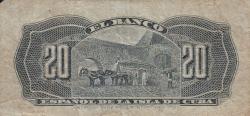 Imaginea #2 a 20 Centavos 1897 (15. II.)