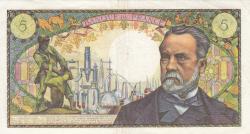 Image #2 of 5 Francs 1966 (7. VII.)