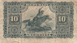 Image #2 of 10 Centavos 1884 (1. I.)