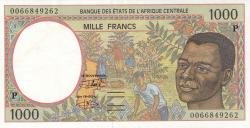 Image #1 of 1000 Francs (20)00