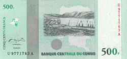 Image #1 of 500 Francs 2010 (30. VI.)