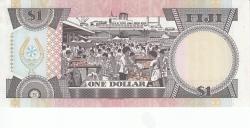 Imaginea #2 a 1 Dolar ND (1987)