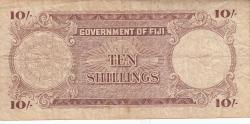 Image #2 of 10 Shillings 1964 (1. IX.)