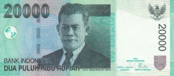 Image #1 of 20,000 Rupiah 2004/2006