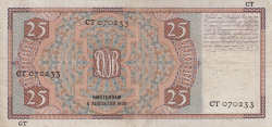 Image #2 of 25 Gulden 1938 (8. VIII.)