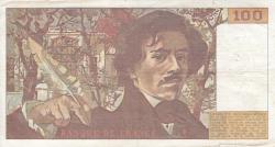 100 Francs 1980