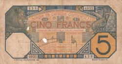 Image #1 of 5 Francs 1932 (1. IX.)