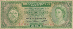 1 Dollar 1976 (1. I.)