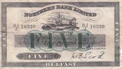 Image #1 of 5 Pounds 1942 (1. I.)