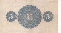 Image #2 of 5 Pounds 1943 (1. IV.)