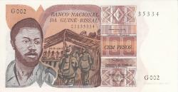 Image #1 of 100 Pesos 1975 (24. IX.)