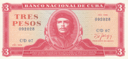 Image #1 of 3 Pesos 1988