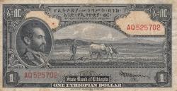 1 Dolar ND (1945)