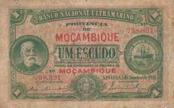 Image #1 of 1 Escudo 1921 (1. I.)