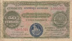 Imaginea #1 a 50 Centavos 1914 (5. XI.)