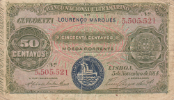 50 Centavos 1914 (5. XI.)