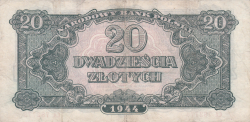 Image #2 of 20 Zlotych 1944