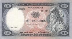 Image #1 of 1000 Escudos 1972 (16. V.)