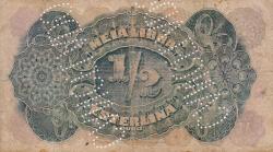 1/2 Libra Esterlina 1919 (15. IX.)