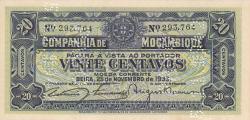 Image #1 of 20 Centavos 1933 (25. XI.)