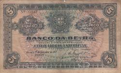 Imaginea #1 a 5 Libras Esterlinas 1919 (15. IX.)