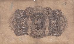 Imaginea #2 a 5 Libras Esterlinas 1919 (15. IX.)