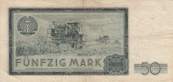 Image #2 of 50 Mark 1964 - replacement note
