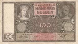 Imaginea #1 a 100 Gulden 1939 (20. VI.)