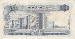 Imaginea #2 a 1 Dolar ND (1971)