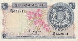 Imaginea #1 a 1 Dolar ND (1971)