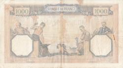 Image #2 of 1000 Francs 1940 (18. VII.)