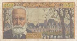 Image #2 of 5 Nouveaux Francs 1959 (3. XII.)