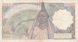 Image #2 of 1000 Francs 1950 (18. IX.)