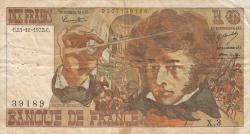 10 Francs 1972 (23. XI.)