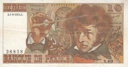 Image #1 of 10 Francs 1974 (1. VIII.)