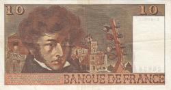 Image #2 of 10 Francs 1974 (1. VIII.)