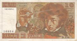 Image #1 of 10 Francs 1975 (6. III.)