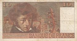 Image #2 of 10 Francs 1977 (2. VI.)