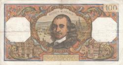 Image #2 of 100 Francs 1966 (2. VI.)