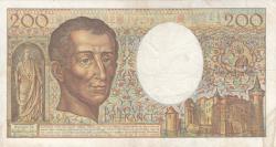 200 Francs 1987