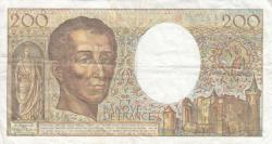 200 Francs 1991