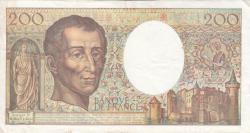 Image #2 of 200 Francs 1994