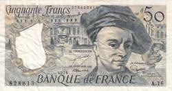 50 Francs 1979
