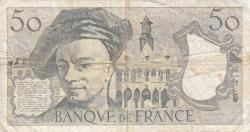 Imaginea #2 a 50 Franci 1986