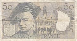Imaginea #2 a 50 Franci 1987